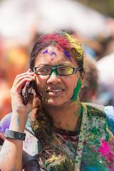 HoliHaiNYC-58 (M B Ahmed) Tags: new nyc newyorkcity colors festival portraits manhattan streetphotography depthoffield holi streetportraits festivalofcolors nycbhangra holihainyc
