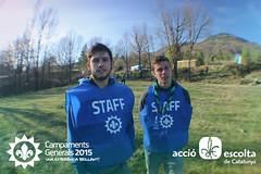Organització i Staff