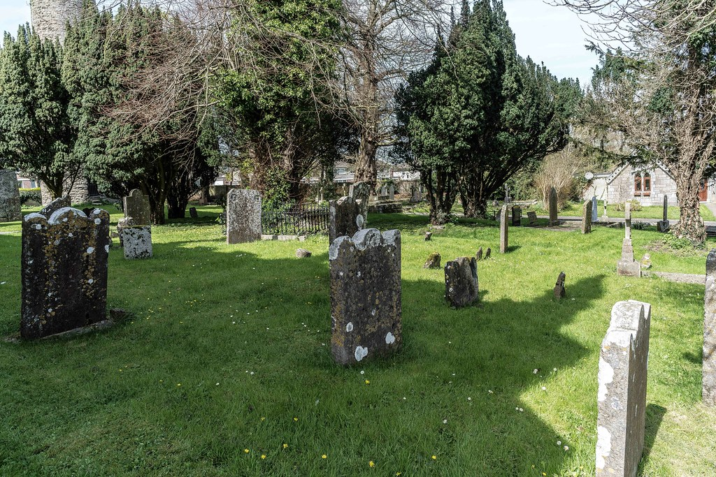 St. Columba's Church And Grounds In Swords County Dublin [Church Road]-115221