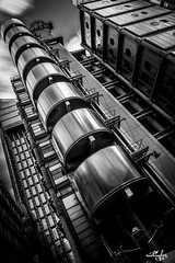 Lloyd's of London (Nic Taylor Photography) Tags: longexposure bw london architecture zeiss blackwhite sony bank lloydsbuilding lloydsbank carlzeiss lloydsoflondon architecturalphotography 2470mm ndfilter 2470mmf28 sonyalpha a7r 10stopndfilter banklondon insideoutbuilding variosonnart282470 zeiss2470f28 carlzeiss2470mmf28 sonya7r sonyilce7r