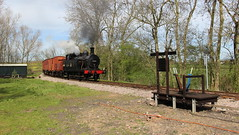 On the Branch (Duck 1966) Tags: train goods steam locomotive swithland gcr jinty mountsorrell timelineevents
