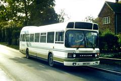 Slide 054-28 (Steve Guess) Tags: uk england bus motors national gb mk2 leyland wmpte midwarwickshire