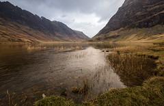Loch Achtriochtan (Ian McClure) Tags: mountain scotland angle pentax wide glencoe loch