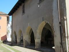 Vogogna (Vb) Piemonte, Italia (frank28883) Tags: palazzo archi visconti ossola pretorio vogogna verbanocusioossola sestoacuto valledeltoce valleossola