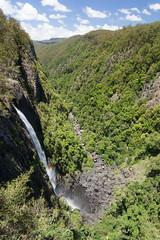 Ellenborough Falls, New South Wales (russellstreet) Tags: sky water waterfall australia bluesky newsouthwales ellenboroughfalls elands