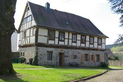 Herman-Noll Haus (ute_hartmann) Tags: kloster weserbergland lippoldsberg hermannollhaus