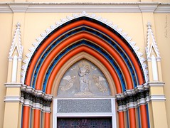 Catedral Metropolitana de Curitiba/ Metropolitan Cathedral of Curitiba/ Kathedrale von Curitiba (nadia.veronica) Tags: brazil church southamerica paran kirche curitiba igreja bgtpr