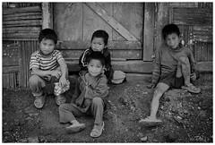 boys (vivekphotography) Tags: travel blackandwhite india boys kids nikon