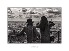 Paris n46 Montmartre (Nico Geerlings) Tags: paris france monument 50mm butte view basilica hill streetphotography montmartre sacrecoeur sacrcoeur summilux parijs parvis basilique nicogeerlings leicammonochrom ngimages nicogeerlingsphotography