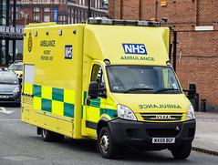 WX59BGF (firepicx) Tags: uk team north ambulance east area hart service british response neas hazardos wx59bgf