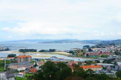 Santa Cristina... (Santiago Snchez Lpez) Tags: playa paseo vista isla ocio rincon maqueta efecto