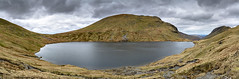 IMG_4120-Pano_WEB (L Hinton) Tags: uk england panorama mountain lake nature water landscape unitedkingdom district altitude lakedistrict hills climbing cumbria tarn fell thelakes hillwalking fellwalking grisedale mountainwater northwestengland grisedaletarn