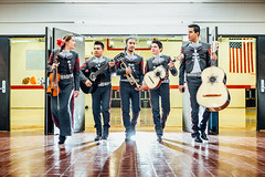 mariachi (vujade762) Tags: school red music america mexico student nashville guitar flag pride violin