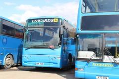 IMGB3060 Edwards CC Y88TLC-Y754HWT Llantwit Fardre 17 Apr 16 (Dave58282) Tags: bus cc edwards wy wallacearnold y88tlc y754hwt