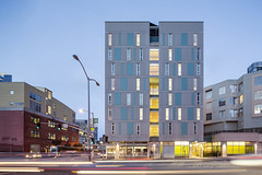 Rene Cazenave Apartments; San Francisco ( Forgemind ArchiMedia) Tags: cote aia     committeeontheenvironment