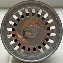 sink plug (Leo Reynolds) Tags: xleol30x squaredcircle sink plug iphoneography iphone 5s iphone5s sqset123 xx2015xx sqset