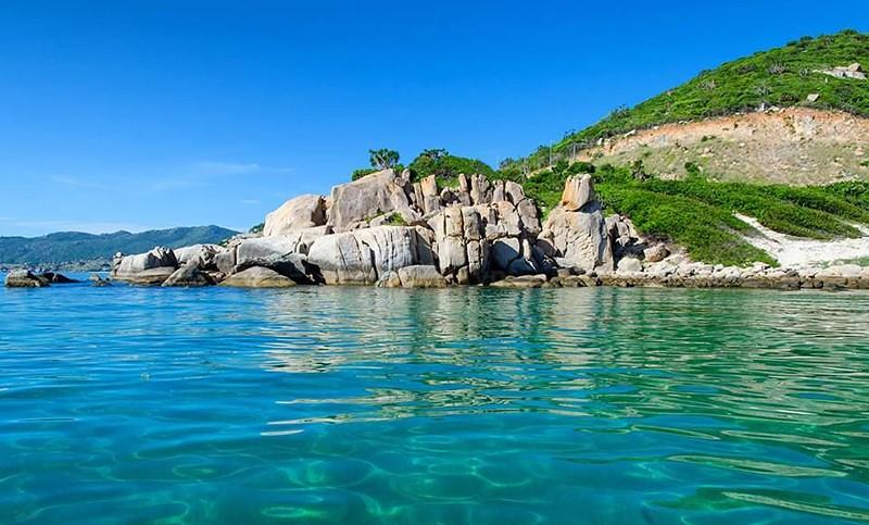 Bãi biển Ninh Chữ