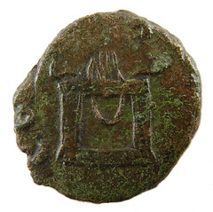 Claudius II Gothicus 268 - 270 AD (Welcome to The PAST) Tags: hammered treasure roman brooch medieval hoard republican ironage fibula denarius denarii