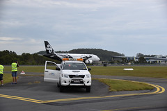 Air New Zealand | Airbus A320-232 | ZK-OJK | OOL YBCG (coghilla) Tags: airport aviation goldcoastairport ool ybcg air new zealand | airbus a320232 zkojk airside safety car25 airsideops spotters
