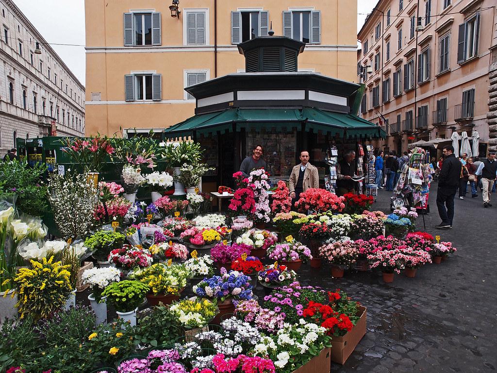 Chợ Campo de' Fiori