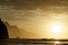 DSC02810_DxO_Größenänderung (Jan Dunzweiler) Tags: sunset beach strand hawaii sonnenuntergang sundown jan cliffs kauai napali kee klippen keebeach napalicliffs ke´ebeach dunzweiler ke´e napaliklippen jandunzweiler