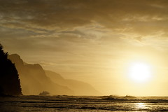 DSC02810_DxO_Grennderung (Jan Dunzweiler) Tags: sunset beach strand hawaii sonnenuntergang sundown jan cliffs kauai napali kee klippen keebeach napalicliffs keebeach dunzweiler kee napaliklippen jandunzweiler