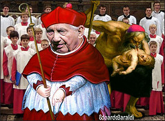 CORO DI RATISBONA (edoardo.baraldi) Tags: chiesa ratzinger pedofilia ratisbona
