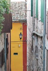 Rovinj. Old streets (vs1k. 1 000 000 visits, Thanks so much !) Tags: sea croatia rovinj adriatic istria hrvatska
