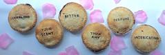 Pieku Poetic Pie Sampler (CutiePiesNYC) Tags: pie sampler poetic desserts gift assortment miniaturepies tinydesserts pieku cutiepiesnyc valentinesdaypies