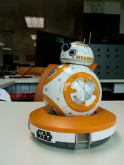 BB-8 (KAMEERU) Tags: star force wars android the awakens bb8