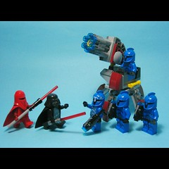 """Tell the boys in blue to make way, Big Daddy Vader is in the house"" (jpberba) Tags: toy toys lego troopers darth clones empire stormtrooper vader minifigs darthvader legostarwars imperialguard starwarslego clonetrooper toyphotography senateguard afaa afaaninjimpo"
