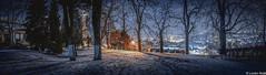 Cetatuie (Lucian Nuță) Tags: winter snow cold night romania cluj napoca clujnapoca cetatuie