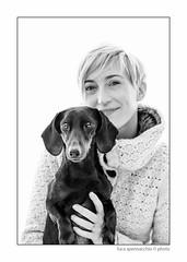 LUC_5557 copia (Spenny71) Tags: family portrait bw dog dogs cane friend famiglia bn friendly ritratti amicizia cani progetto spennacchio spenny71