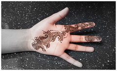 Mehndi by Zainab (ZZStudioProductions) Tags: wedding mehndi hena