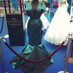 of the lavishing gowns... (lclek) Tags: green princess crystal prince move jade swarovski cinderella gown sg emerald lavish cinderellamovie uploaded:by=flickstagram instagram:photo=9409807727241914411333243