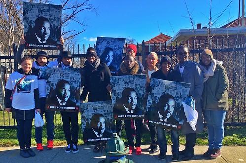 MLK Day Parade 2016 - Washington DC