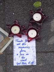 David Bowie mural in Brixton (stillunusual) Tags: uk travel england urban london cityscape rip streetphotography brixton davidbowie urbanlandscape urbanscenery 2016 travelphotography ldn travelphoto travelphotograph morleys tunstallroad londonstreetphotography morleysdepartmentstore