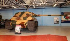 Tiger II 23rd Sept 2015 #3 (JDurston2009) Tags: england unitedkingdom dorset tankmuseum bovingtoncamp kingtiger bovington tigerii panzervi thetankmuseum sdkfz182