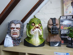 The Courtyard - Blakemere Craft Centre - Creature Features Studios - Wolfman, Creature from the Black Lagoon and Bane from The Dark Knight Rises (ell brown) Tags: greatbritain startrek england cheshire unitedkingdom batman bane ghostbusters indianajones wolfman slimer creaturefromtheblacklagoon cuddington creaturefeatures thecourtyard blakemere eddisbury chesterrd sandiway courtyardshops drhenryjones cheshirewestandchester blakemerecraftcentre thedarkknightrises blakemerevillage creaturefeaturesstudios movieandtvrelatedcollectables edwardiancourtyardshops