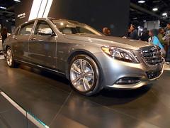 2016 Mercedes-Maybach S600 (splattergraphics) Tags: mercedes washingtondc carshow washingtonconventioncenter maybach s600 2016 washingtonautoshow mercedesmaybach walterewashingtonconventioncenter