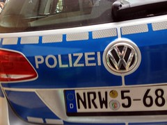 Polizei auto police car Herford Germany 21st September 2013 21-09-2013 14-20-30 (dennoir) Tags: auto car germany 21st police september herford polizei 2013 142030 21092013