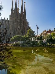 Barcelona (Melnikovi) Tags: spain sagradafamilia barselona