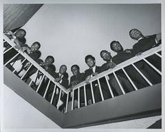 Kappa Alpha Psi, 1968 (Regional History Center & NIU Archives) Tags: black history illinois university fraternity psi 1968 kap alpha northern kappa niu