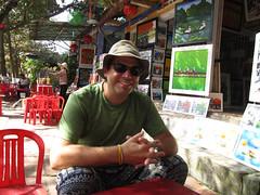"""Hoi An: en attente d'un jus de canne à sucre <a style=""""margin-left:10px; font-size:0.8em;"""" href=""""http://www.flickr.com/photos/127723101@N04/24763263516/"""" target=""""_blank"""">@flickr</a>"""