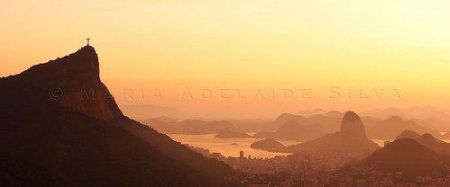 Nascer do sol na Vista Chinesa - Sunrise at Chinese Belvedere