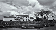 Wild Duck Hall (kenemm99) Tags: winter bw house building architecture canon shore duotone sep boltonlesands morecambebay kenmcgrath 5dmk3 wildduckhall