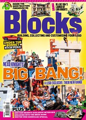 Blocks Magazine Issue 17 (tormentalous) Tags: lego blocksmagazine
