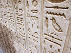 Abstract Hieroglyphics (shaire productions) Tags: old history stone wall temple photo carved sandstone tour image artistic egypt picture culture carving photograph horus gods archeology mythology cultural hieroglyphs hieroglyphics archaic edfu templeofhorus egyptandthenile