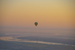 Hot Air Balloon Ride - Luxor (erik_madsen1) Tags: africa vacation hot history alaska river ancient ride air balloon egypt nile egyptian hotairballoon luxor