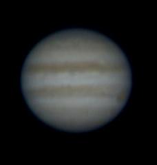 Jupiter on 28-2-2016 (Colin__Murray) Tags: red solar webcam image space great belts spot astro system telescope astrophotography goto planet astronomy jupiter jovian solarsystem grs skywatcher wonderer